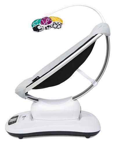 Кресло-качалка 4moms MamaRoo4 Grey (11)