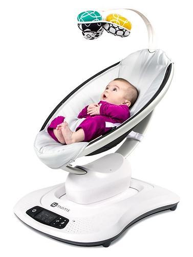 Кресло-качалка 4moms MamaRoo4 Grey (13)