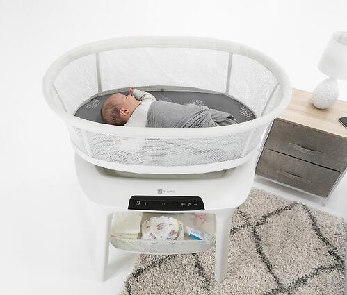 Колыбель для сна 4moms MamaRoo Sleep Grey (10)