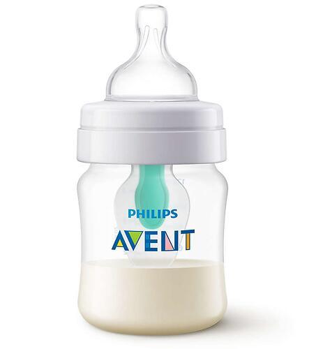 Бутылочка Avent для кормления Anti-Colic c клапаном AirFree 125 мл 0 мес+ (8)