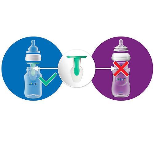 Бутылочка Avent для кормления Anti-Colic c клапаном AirFree 125 мл 0 мес+ (13)