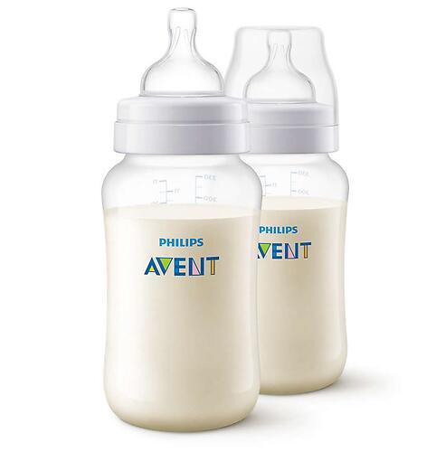 Бутылочки Avent для кормления Anti-Colic 330 мл 3-12 мес 2 шт/уп (4)