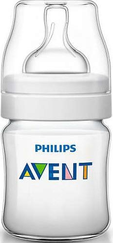 Бутылочка Avent Classic+ 125 мл 1 шт (8)