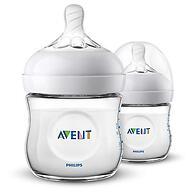 Бутылочки Avent для кормления Natural 125 мл 0 мес+ 2 шт/уп
