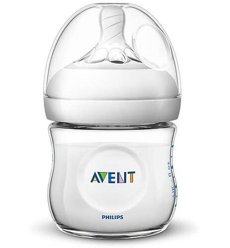 Бутылочка Avent для кормления Natural 125 мл 0 мес+ (5)