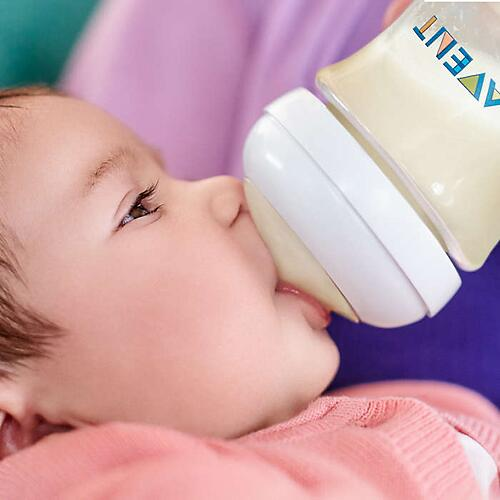 Бутылочки Avent для кормления Natural 125 мл 0 мес+ 2 шт/уп (8)