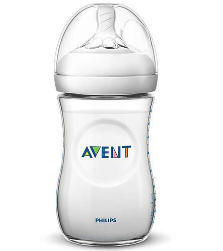 Бутылочка Avent для кормления Natural 260 мл 1 мес+ (6)