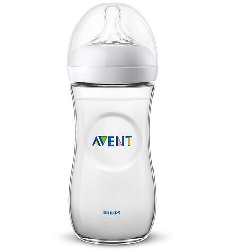 Бутылочка Avent для кормления Natural 330 мл 6 мес+ (6)