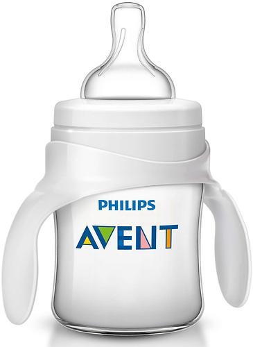 Тренировочный набор Avent PP Бутылочка 125 мл (1)