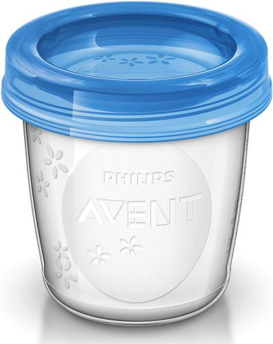 Набор Avent контейнеров 180 мл 5 шт SCF619/05 (4)