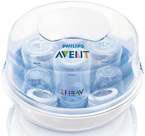 Стерилизатор Avent для микроволновой печи (7)