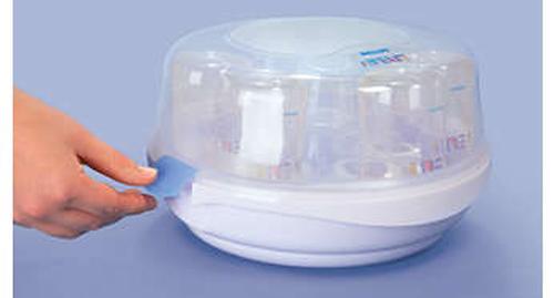 Стерилизатор Avent для микроволновой печи (9)
