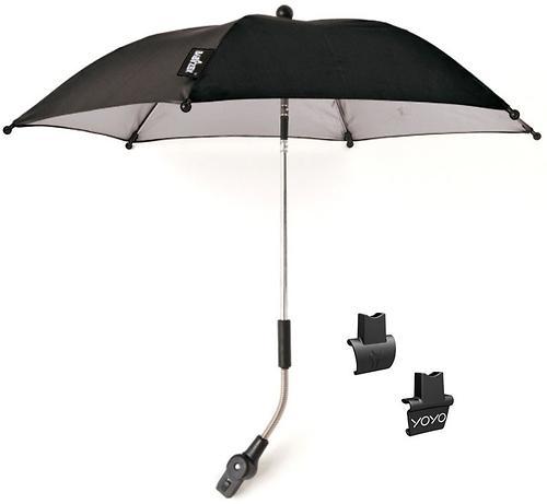 Зонт для Babyzen YoYo Parasol Black (7)