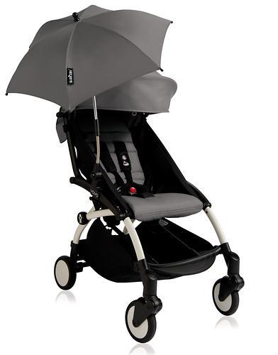Зонт для Babyzen YoYo Parasol Black (8)