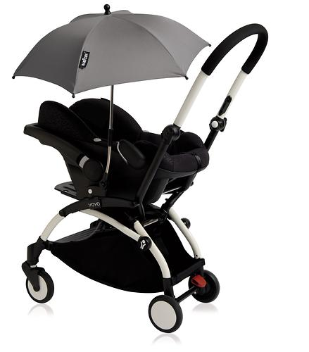 Зонт для Babyzen YoYo Parasol Black (10)