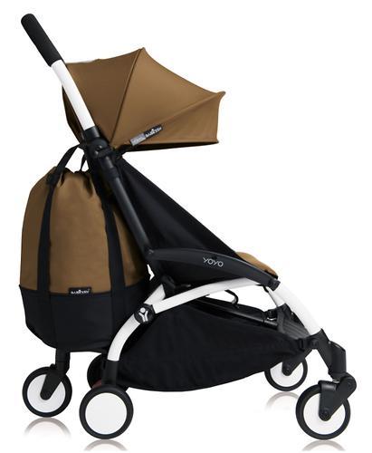Сумка для коляски Babyzen YoYo с колесом Rolling Bag Toffee (6)