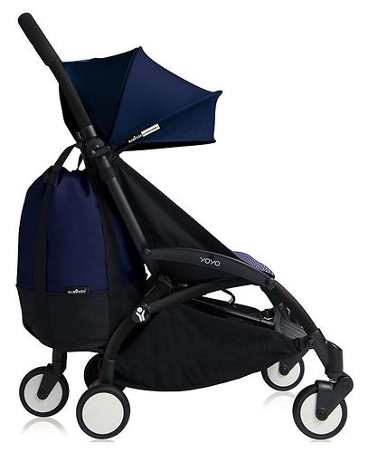 Сумка для коляски Babyzen YoYo с колесом Rolling Bag Air France (6)