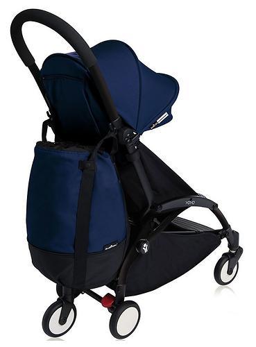 Сумка для коляски Babyzen YoYo с колесом Rolling Bag Air France (8)