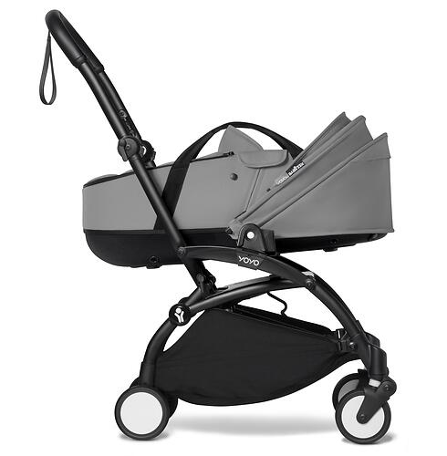 Люлька Babyzen Bassinet YOYO Grey (11)