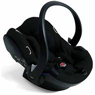 Автокресло BeSafe by Babyzen iZi Go Modular Black с адаптерами в комплекте