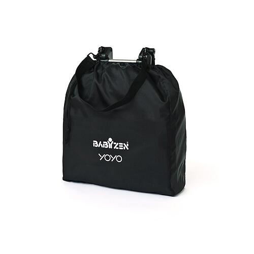 Коляска 2в1 Babyzen YOYO² Air France-Black (19)