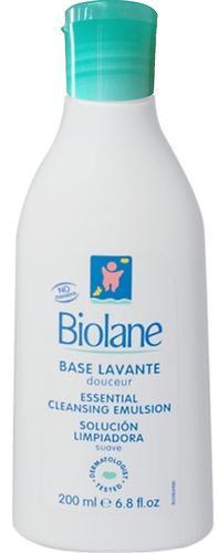 Основа мягкая моющая для лица и тела BIOLANE 200 мл (1)