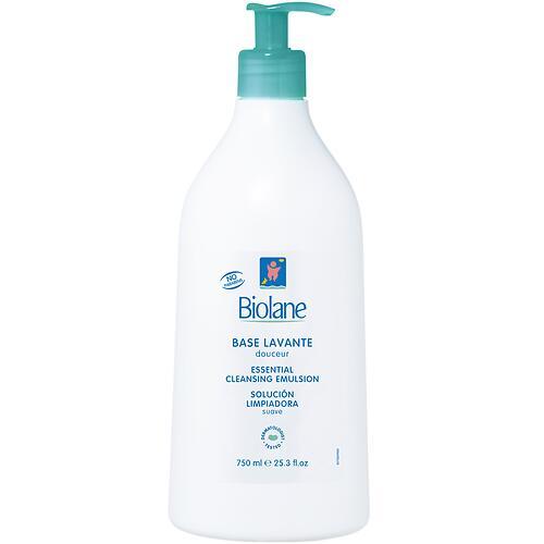 Основа мягкая моющая для лица и тела BIOLANE, BASE LAVANTE DOUCEUR 750 мл (1)