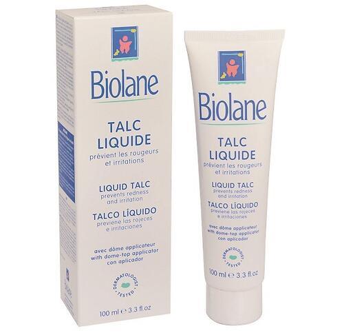 Жидкий тальк Biolane 100 мл (1)
