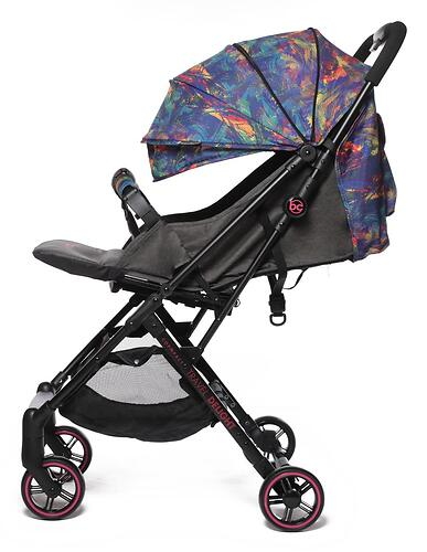 Коляска Baby Care Daily Tropic Day (11)