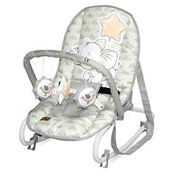 Стульчик-качалка Bertoni Top Relax Light Grey Elephant 2048