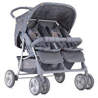 Коляска Bertoni Twin Grey Cute Kitten 1805