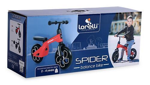 Беговел Lorelli Spider Red (6)