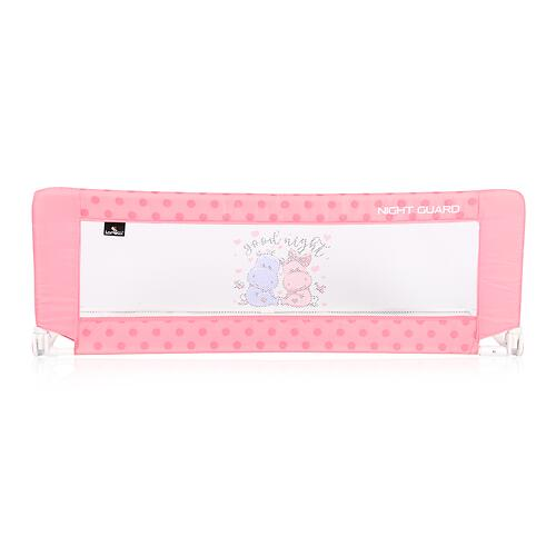 Барьер в кроватку Lorelli Night Guard Pink HIPPO 2028 (4)