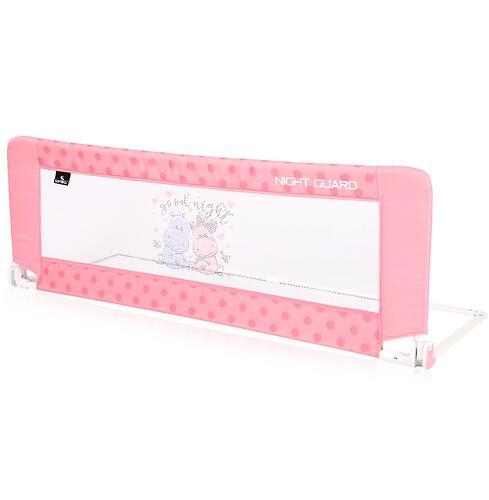 Барьер в кроватку Lorelli Night Guard Pink HIPPO 2028 (3)