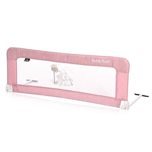 Барьер в кроватку Lorelli Safety Night Beige Rose Rabbits 2153 (1)