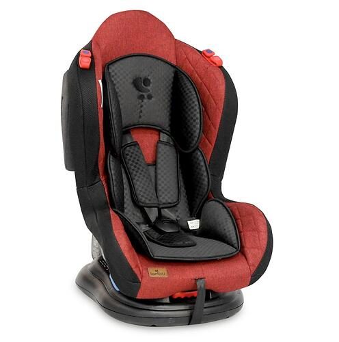 Автокресло Lorelli Jupiter Red and Black 2040 (1)
