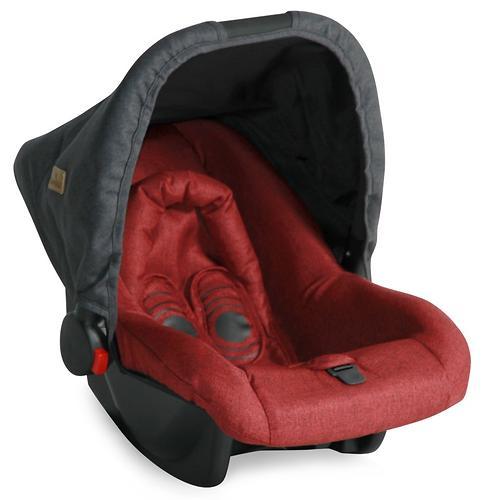 Автокресло Lorelli Bodyguard 0-13кг Black&Red 1800 (1)