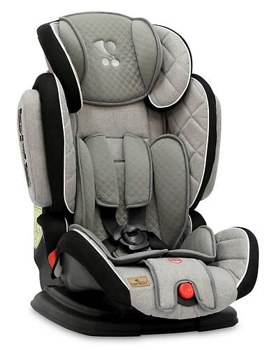 Автокресло Bertoni Magic Premium 9-36 кг Grey 2014 (3)