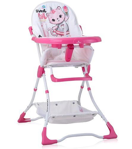Стульчик Lorelli Bonbon Pink Cat 2031 (4)