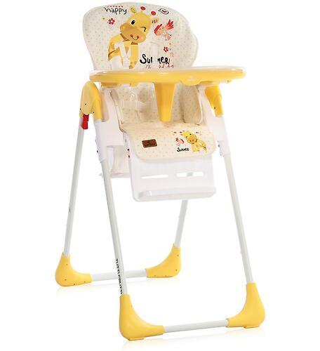 Стульчик Bertoni Tutti Frutti Yellow Giraffe 2035 (1)