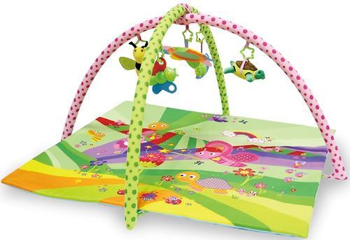 Игровой коврик Lorelli Сказка Зеленый (1)