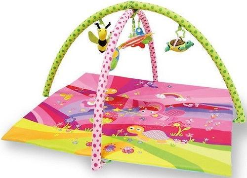 Игровой коврик Lorelli Сказка Розовый (1)