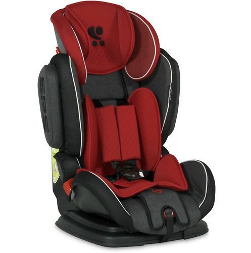 Автокресло Bertoni Magic Premium 9-36 кг Black&Red 1800 (3)