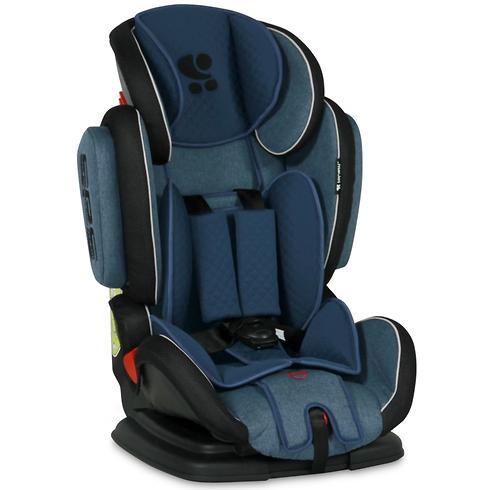 Автокресло Bertoni Magic Premium 9-36 кг Blue 1842 (3)