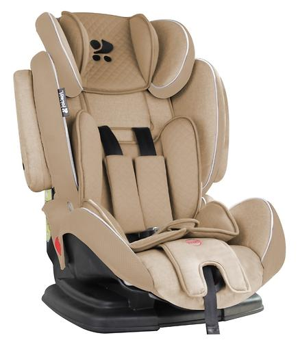 Автокресло Bertoni Magic Premium 9-36 кг Beige 1840 (3)