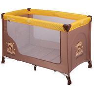 Кровать-манеж Lorelli San Remo 1 Beige-Yellow Family 1803