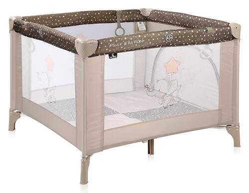 Манеж Bertoni Play Station Beige Elephant 2071 (4)