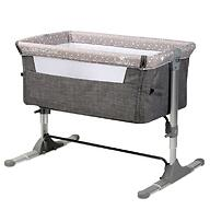 Кровать-манеж Lorelli Sleep N Care Grey 1901