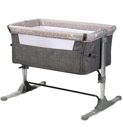 Кровать-манеж Lorelli Sleep N Care Grey 1901 (4)