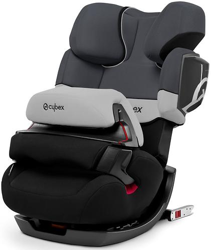 Автокресло Cybex Pallas 2-Fix Gray Rabbit (10)